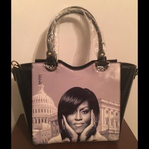 Michelle Obama First Lady Edition Handbag